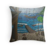 The Quest by Ordovich Throw Pillow