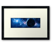 Abydos - Blue Dwarf Star Framed Print