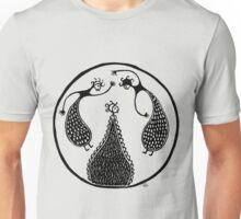Minoan Dancers Unisex T-Shirt