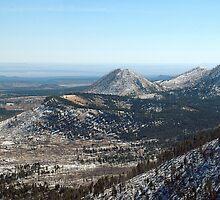 Arizona: San Francisco Peaks by Kasia-D