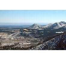 Arizona: San Francisco Peaks Photographic Print