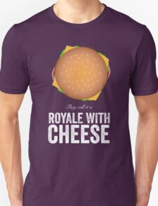 Royale With Cheese - Pulp Fiction T-Shirt
