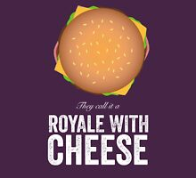 Royale With Cheese - Pulp Fiction Unisex T-Shirt