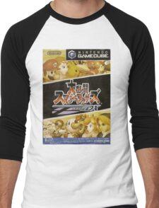 Smash Bros Melee DX Men's Baseball ¾ T-Shirt