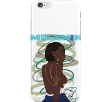 Black queens iPhone Case/Skin