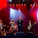 Andrew Strong - Taronga Twlight Concert by Malcolm Katon