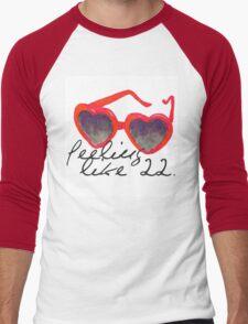 Twenty two Men's Baseball ¾ T-Shirt