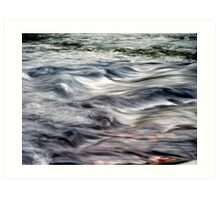 Mystical Water Art Print