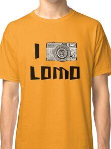 I Love Lomo Classic T-Shirt