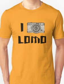 I Love Lomo T-Shirt