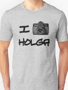 I Love Holga T-Shirt