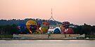 Canberra Balloon Fest 2005 #1 by Odille Esmonde-Morgan