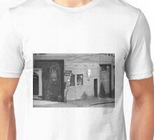 Portland, Maine - Wharf Street Unisex T-Shirt
