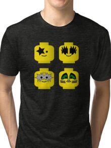 A Mini Figuirine Dynasty Tri-blend T-Shirt