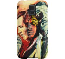 The Many Faces of Vincent Price Samsung Galaxy Case/Skin