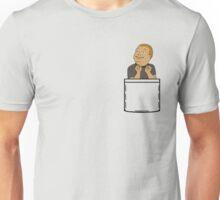 Bobby Pocket Unisex T-Shirt