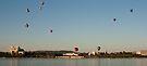 Canberra balloon Fest 2005 #3 by Odille Esmonde-Morgan