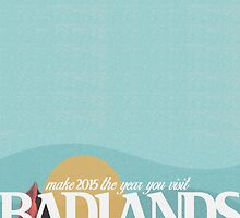 Travel To Badlands by elephantscook