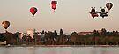 Canberra Balloon Fest 2005 #4 by Odille Esmonde-Morgan