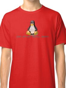 Linux - Get Install Ubuntu Classic T-Shirt