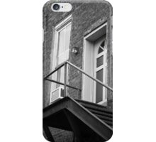 Jonesborough, Tennesee - Upstairs Neighbors iPhone Case/Skin