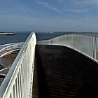 footbridge torquay devon by JohnHDodds