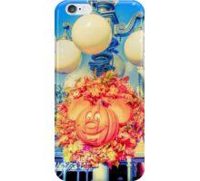Pumpkin Mouse iPhone Case/Skin
