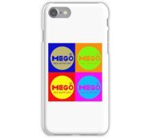 Vintage Mego, vintage Warhol style! iPhone Case/Skin