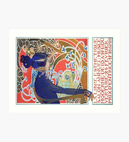 Affiche Art Print