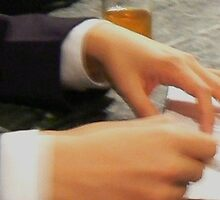 beautiful hands............:)langlang by LisaBeth