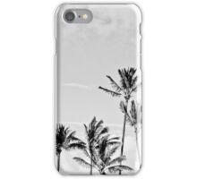 BW Baldwin Palm Trees iPhone Case/Skin
