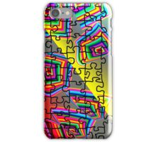 A Puzzle the path of life iPhone Case/Skin