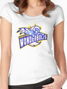 Wonderbolts Women's Fitted Scoop T-Shirt