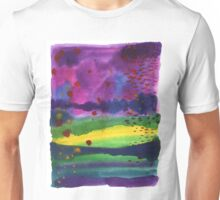 Floating Abstraction Unisex T-Shirt