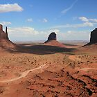 Monument Valley by Allen Gaydos