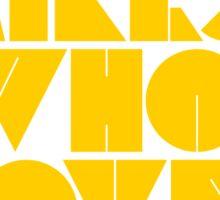 I Love Girls Who Love EDM (Electronic Dance Music) [mustard] Sticker