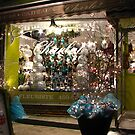 Christmas Shopfront by Carole Brunet