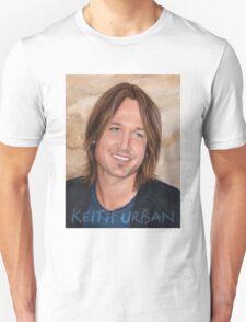 Keith Urban - art poster 2 T-Shirt