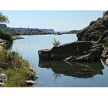 Banks Lake Photographic Print