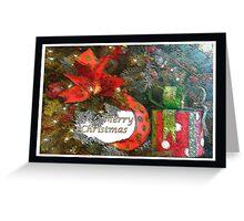 My Grown up Christmas List Greeting Card