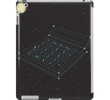 Ursa Math Major iPad Case/Skin
