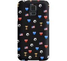 USWNT World Cup Emojis Samsung Galaxy Case/Skin
