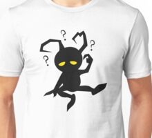 Confused Heartless Unisex T-Shirt