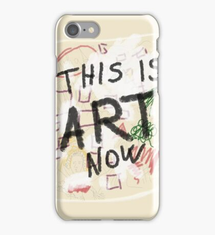 This is ART! iPhone Case/Skin