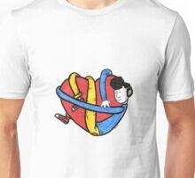 EMBRACE LOVE Unisex T-Shirt