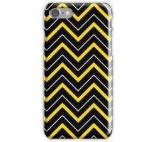 Sporty Chevron iPhone Case/Skin