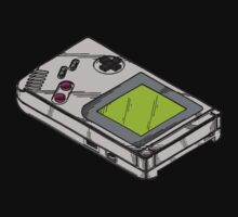 Old School Gameboy by Volc4no