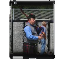 The Pipes iPad Case/Skin