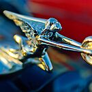 "1934 Packard ""Goddess of Speed"" Hood Ornament 1 by Jill Reger"