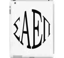 Sigma Alpha Epsilon Pi Monogram #2 iPad Case/Skin